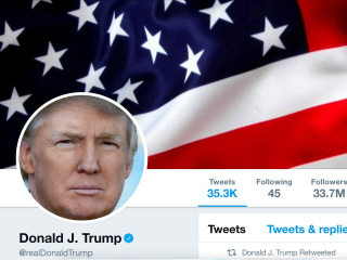 Trump's 11-Minute Twitter Outage Raises Broader Security Questions