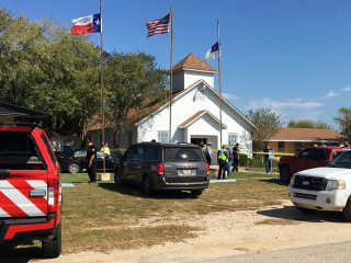 Air Force Failed to Report Texas Church Gunman Devin Kelley's Domestic Violence Convictions