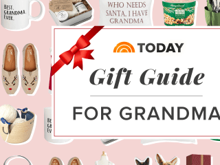 These are the greatest holiday gifts for the greatest grandmas