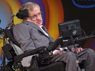 Stephen Hawking's 1966 Ph.D Thesis Causes Cambridge's Website to Crash