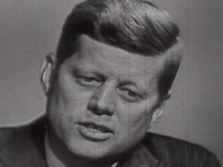 MTP at 70: Before the Senate, JFK Makes His Debut