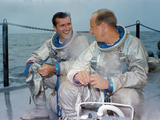 Dick Gordon, NASA Astronaut and Apollo 12 Pilot, Dead at 88