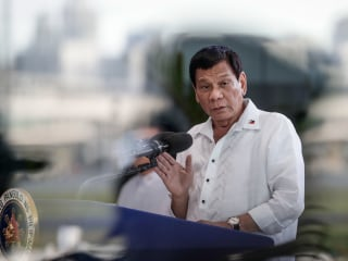 Philippines' Duterte needs psychiatric evaluation, says U.N. official