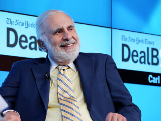 Federal Subpoenas Seek Info on Carl Icahn's Role as Trump Adviser