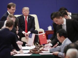 Trump Skirts 'Great Firewall' of China to Tweet During Beijing Visit