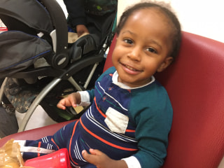 Birthday Steps: Family Hopes Toddler Amputee Turning 2 Will Walk on Own