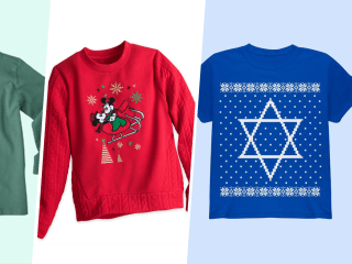 11 matching family shirts to take your holiday card to the next level