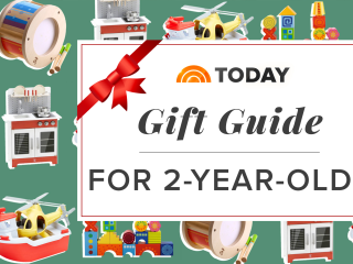 The best gifts for 2-year-olds, according to child development experts