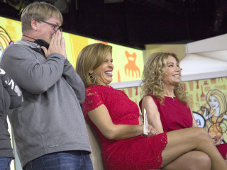 'She is beautiful!' Husband is moved to tears by wife's Ambush Makeover
