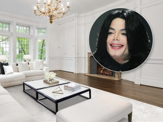 Michael Jackson's former NYC mansion is fit for a king (of pop)