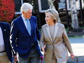 Hillary and Bill Clinton to Attend Donald Trump's Inauguration