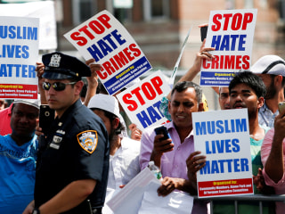 Hate Crimes in the U.S. Rose 5 Percent Last Year, FBI Says