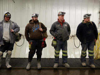 Trump says he loves miners. Critics say he's putting their lives in danger.