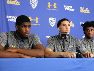 UCLA athletes arrested in China thank President Trump for their release