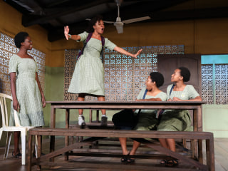 'African Mean Girls Play': an irreverent take on colorism and boarding schools
