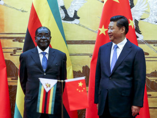 Zimbabwe crisis: Did China have a hand in military plot against Mugabe?