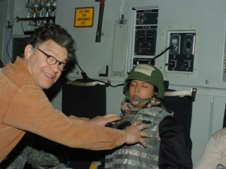 Al Franken accused of forcibly kissing, groping Leeann Tweeden