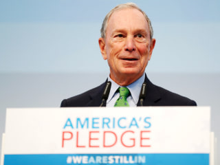 Michael Bloomberg donates $4.5M to U.N. climate body after U.S. cuts
