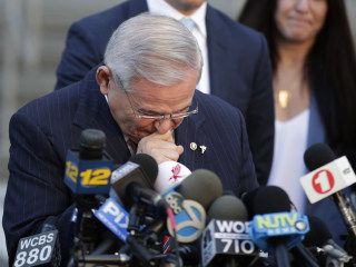 Judge declares mistrial in New Jersey Sen. Bob Menendez bribery trial