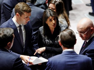 Russia vetoes UN resolution on Syria chemical weapons inquiry