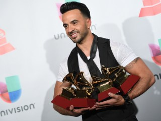 It's a 'Despacito' night at the Latin Grammys