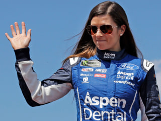Danica Patrick will stop racing full-time after this season