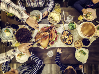 How to prevent holiday weight gain, according to a nutritionist