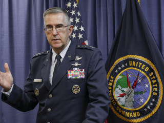 General heading Strategic Command says illegal nuclear launch order can be refused