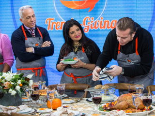 10 top chefs reveal easy hacks for the most-searched Thanksgiving foods