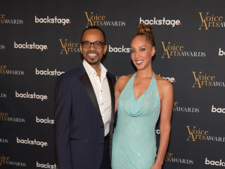 Husband and wife duo Rudy Gaskins and Joan Baker bring diversity to voice-over industry