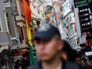 Turkish capital bans LGBTQ cinema, exhibitions