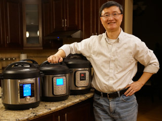 How a laid-off dad built the 'Instant Pot,' one of the internet's favorite cooking tools