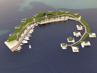 World's first floating village to breathe new life into old dream