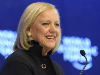 Tech titan Meg Whitman stepping down as Hewlett Packard Enterprise CEO