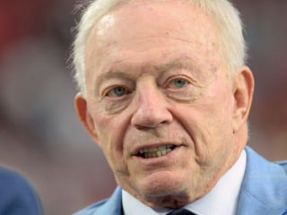 Cowboys' Jerry Jones says he won't sue over Goodell contract