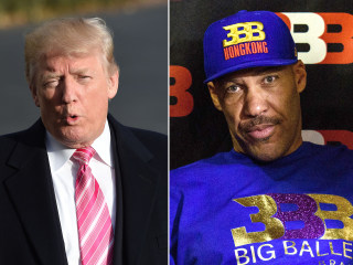 President Trump rips into LaVar Ball yet again, blasting him as a 'fool'
