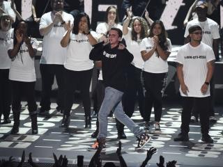 Hip-hop works to break down mental health stigma for black men