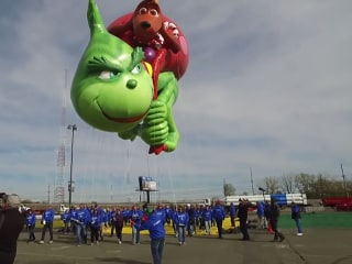 The making of a mean, green Thanksgiving parade balloon