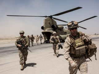 'Still in a stalemate,' says top U.S. commander in Afghanistan