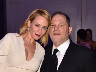 Uma Thurman posts #MeToo message to Harvey Weinstein on Instagram