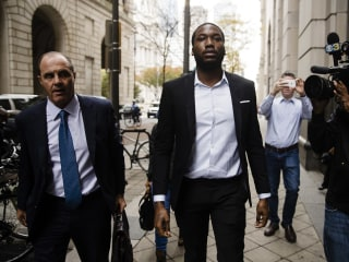 Rapper Meek Mill freed on bail on order of Pennsylvania Supreme Court
