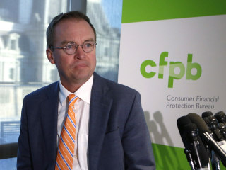 Appeals court upholds structure of Consumer Financial Protection Bureau