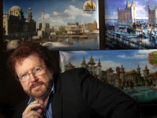 Gary Goddard takes leave from Goddard Group after Anthony Edwards accuses him of abuse