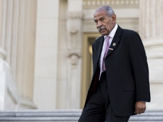 John Conyers retires from Congress, endorses son, amid harassment scandal