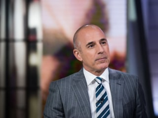 Matt Lauer denied sex misconduct to NBC officials before scandal broke