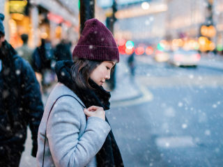 Try this meditation to chase the winter blues away