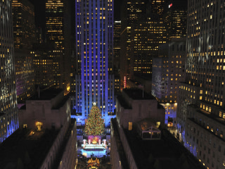 From backyard giant to Midtown jewel: Journey of the Rock Center Christmas tree