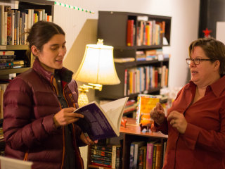 OutFront: Professor opens 'queer feminist bookstore' in small town Mississippi