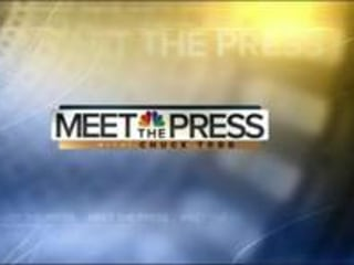 Meet the Press - December 3, 2017