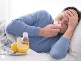 The man flu might actually be a thing — and not just a joke